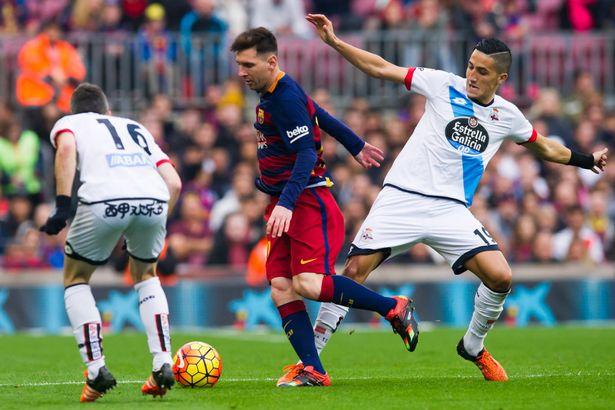 Dónde ver el partido de fútbol Barcelona Deportivo 16 septiembre