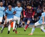 Dónde ver el partido de fútbol Barcelona Manchester City 19 octubre