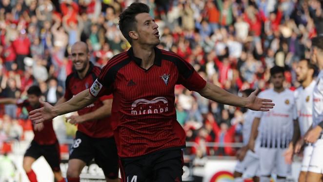 Dónde ver el partido de fútbol Huesca Mirandés 15 octubre