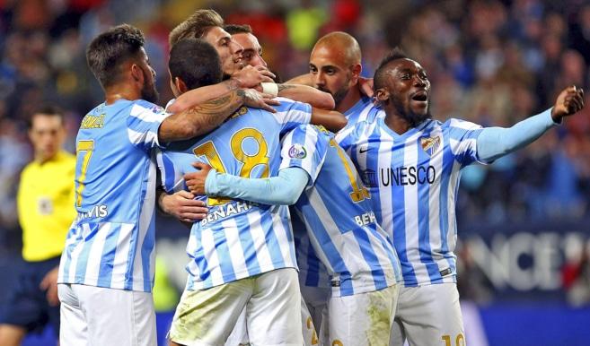 Dónde ver el partido de fútbol Málaga Leganés 23 octubre