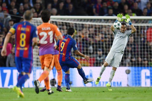 Dónde ver el partido de fútbol Manchester City Barcelona 1 noviembre