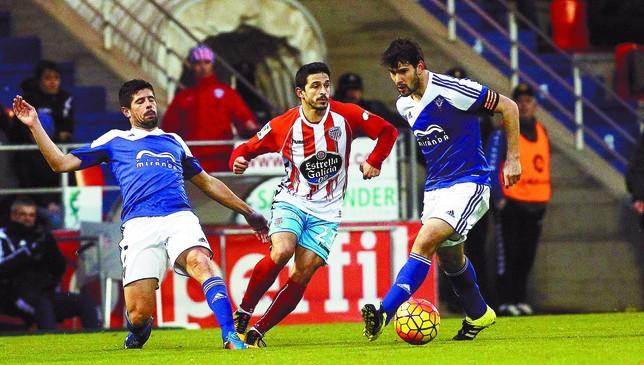 Dónde ver el partido de fútbol Mirandés Lugo 9 octubre