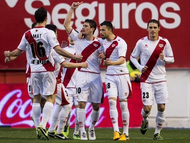 Dónde ver el partido de fútbol Rayo Girona 22 octubre