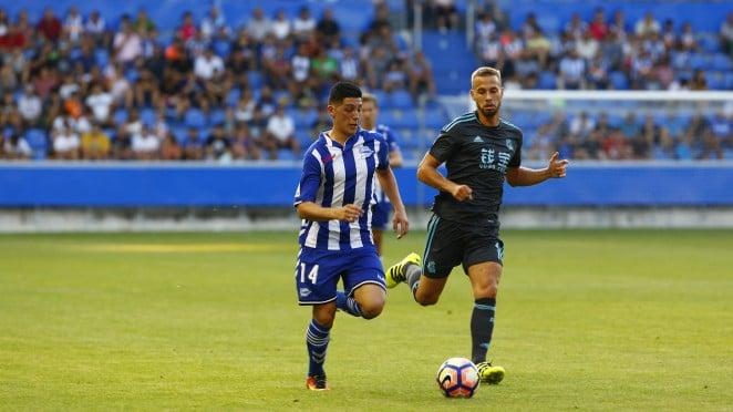 Dónde ver el partido de fútbol Real Sociedad Alavés 22 octubre