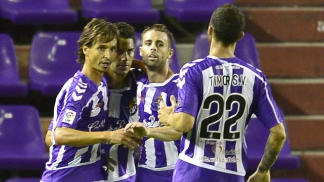 Dónde ver el partido de fútbol Valladolid Alcorcón 8 octubre