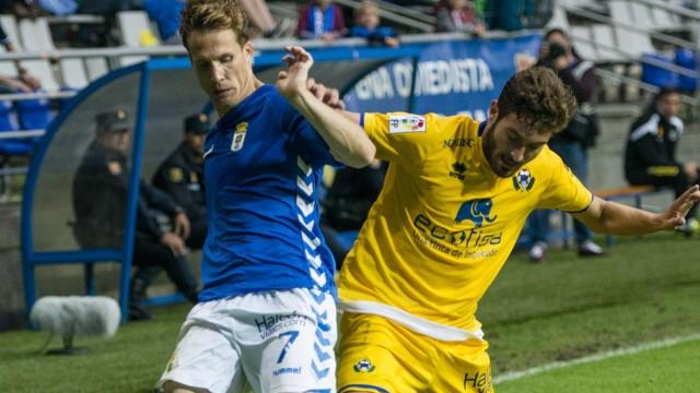 Dónde ver el partido de fútbol Alcorcón Oviedo 26 noviembre