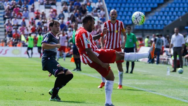 Dónde ver el partido de fútbol Almería Elche 18 noviembre
