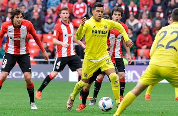 Dónde ver el partido de fútbol Athletic Villarreal 20 noviembre