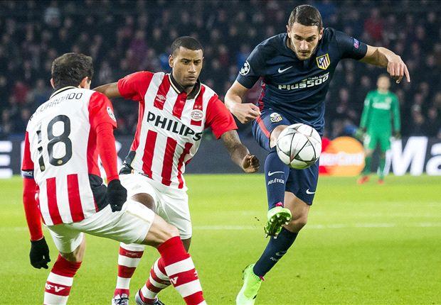 Dónde ver el partido de fútbol Atlético PSV 23 noviembre