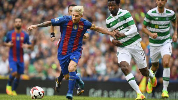 Dónde ver el partido de fútbol Celtic Barcelona 23 noviembre