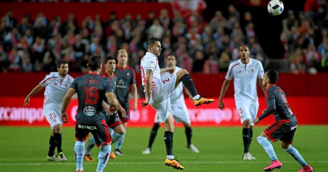 Dónde ver el partido de fútbol Deportivo Sevilla 19 noviembre