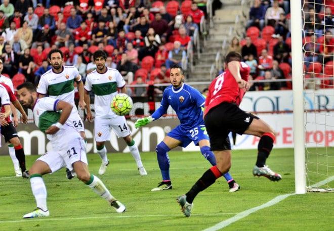 Dónde ver el partido de fútbol Elche Mallorca 27 noviembre
