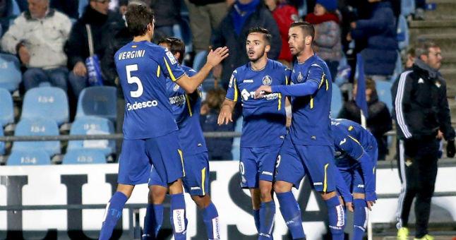 Dónde ver el partido de fútbol Getafe Alcorcón 6 noviembre