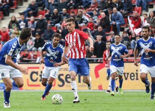 Dónde ver el partido de fútbol Girona Tenerife 5 noviembre