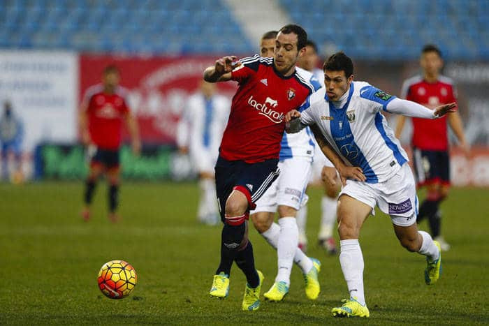 Dónde ver el partido de fútbol Leganés Osasuna 20 noviembre