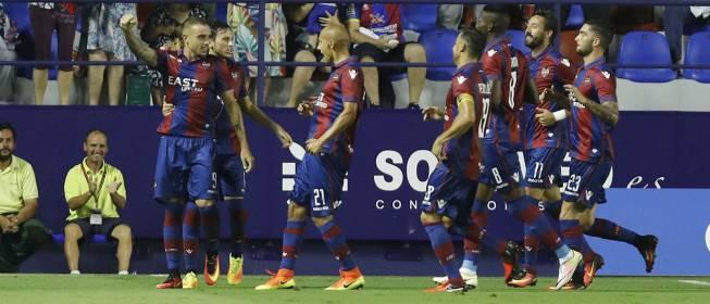 Dónde ver el partido de fútbol Levante Cádiz 12 noviembre
