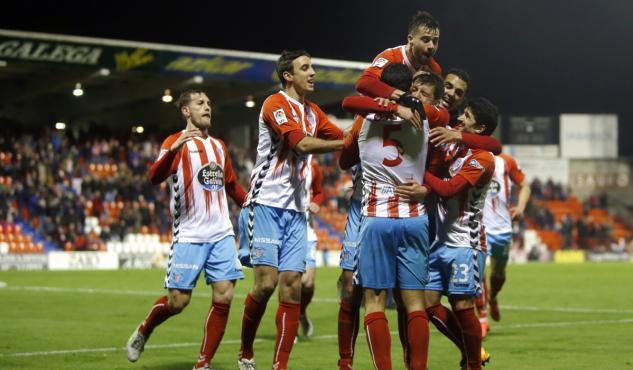 Dónde ver el partido de fútbol Lugo Rayo 13 noviembre