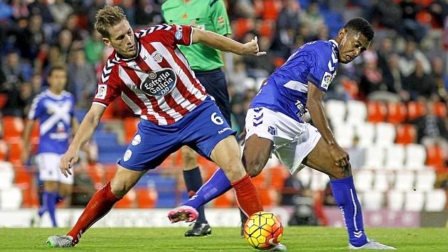 Dónde ver el partido de fútbol Lugo Tenerife 26 noviembre