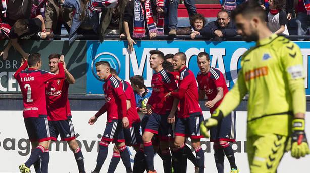 Dónde ver el partido de fútbol Osasuna Alavés 5 noviembre