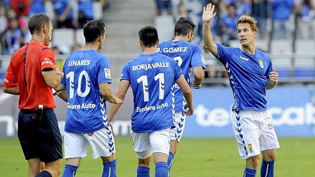 Dónde ver el partido de fútbol Oviedo Levante 19 noviembre