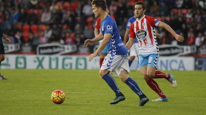 Dónde ver el partido de fútbol Oviedo Lugo 6 noviembre