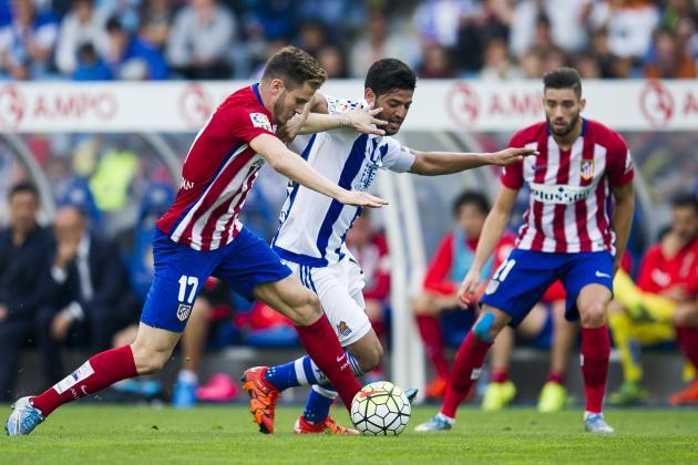 Dónde ver el partido de fútbol Real Sociedad Atlético 5 noviembre