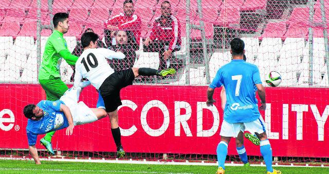 Dónde ver el partido de fútbol Sevilla Atlético Mirandés 27 noviembre