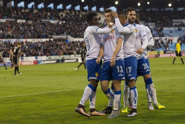 Dónde ver el partido de fútbol Zaragoza Reus 26 noviembre