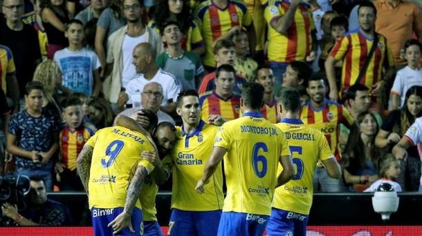 Dónde ver el partido de fútbol Alavés Las Palmas 4 diciembre
