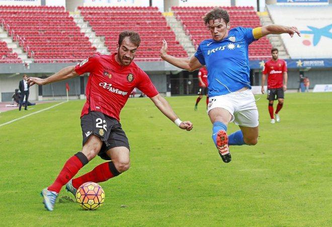Dónde ver el partido de fútbol Almería Mallorca 11 diciembre