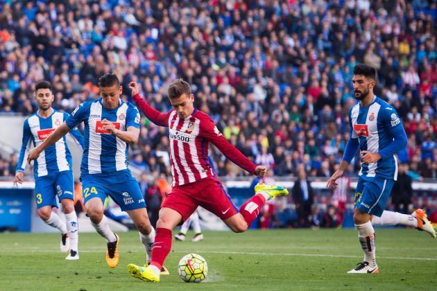 Dónde ver el partido de fútbol Atlético Espanyol 3 diciembre