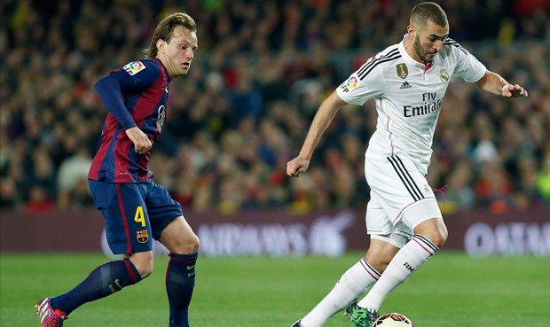 Dónde ver el partido de fútbol Barcelona Real Madrid 3 diciembre