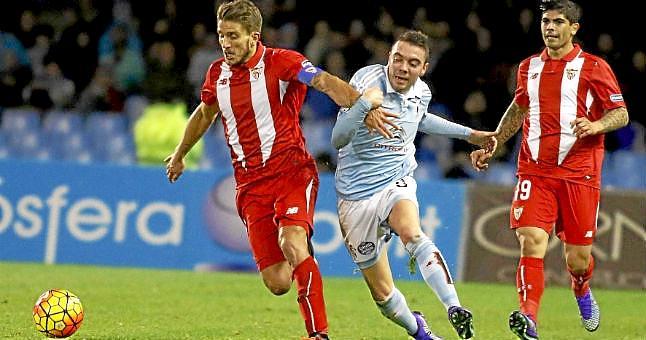 Dónde ver el partido de fútbol Celta Sevilla 11 diciembre