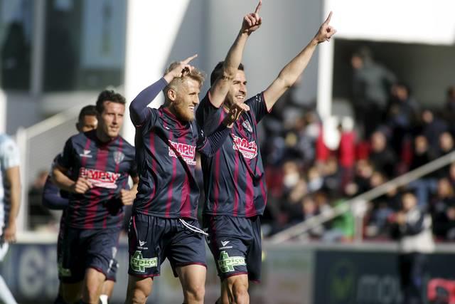 Dónde ver el partido de fútbol Huesca UCAM 10 diciembre