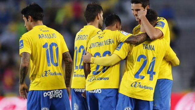 Dónde ver el partido de fútbol Las Palmas Leganés 10 diciembre
