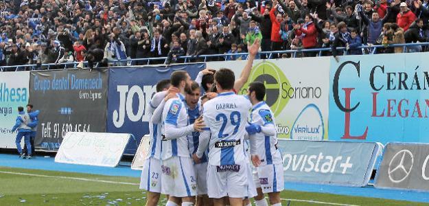 Dónde ver el partido de fútbol Leganés Eibar 18 diciembre