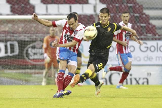 Dónde ver el partido de fútbol Lugo Huesca 17 diciembre