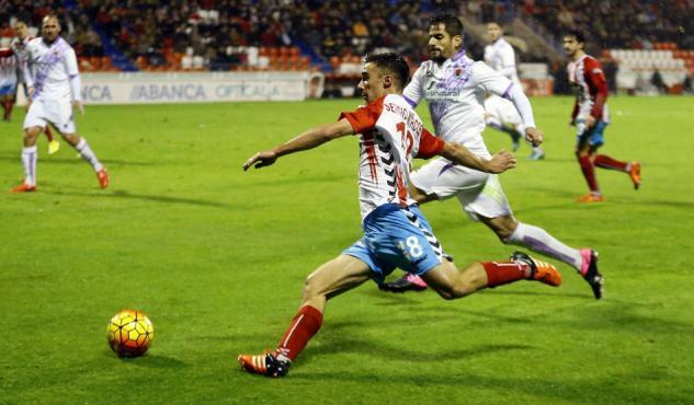 Dónde ver el partido de fútbol Lugo Numancia 11 diciembre
