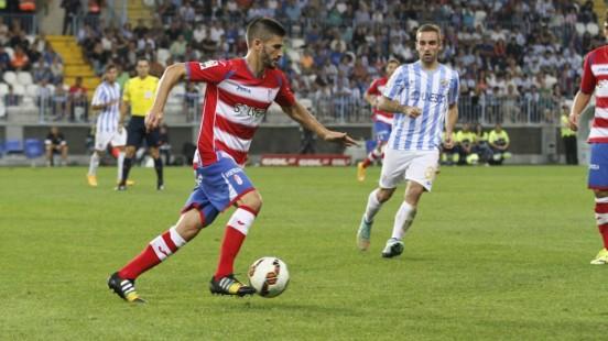 Dónde ver el partido de fútbol Málaga Granada 9 diciembre