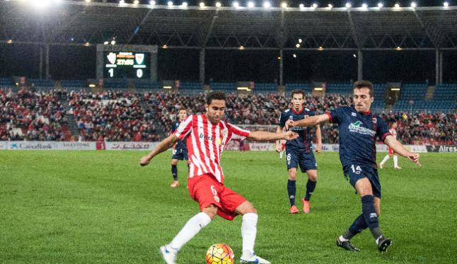 Dónde ver el partido de fútbol Numancia Almería 3 diciembre