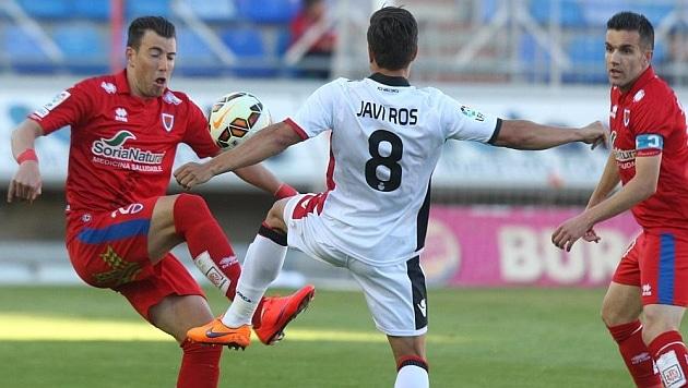 Dónde ver el partido de fútbol Numancia Mallorca 18 diciembre