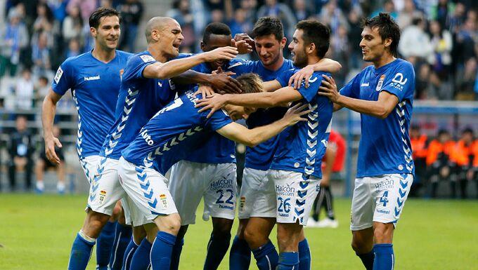 Dónde ver el partido de fútbol Oviedo Nástic 4 diciembre