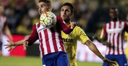 Dónde ver el partido de fútbol Villarreal Atlético 11 diciembre