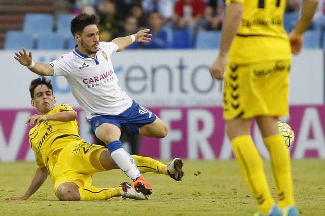 Dónde ver el partido de fútbol Zaragoza Oviedo 11 diciembre