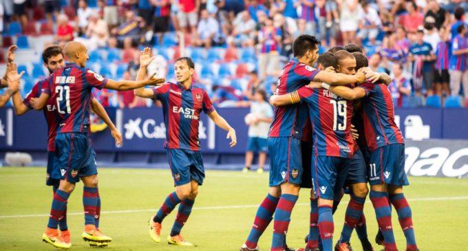 Dónde ver el partido de fútbol Alcorcón Levante 28 enero