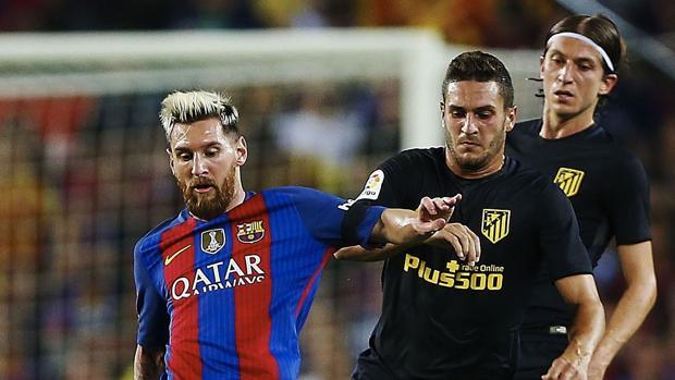 Dónde ver el partido de fútbol Atlético de Madrid Barcelona 1 febrero