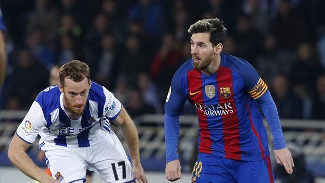 Dónde ver el partido de fútbol Barcelona Real Sociedad 26 enero