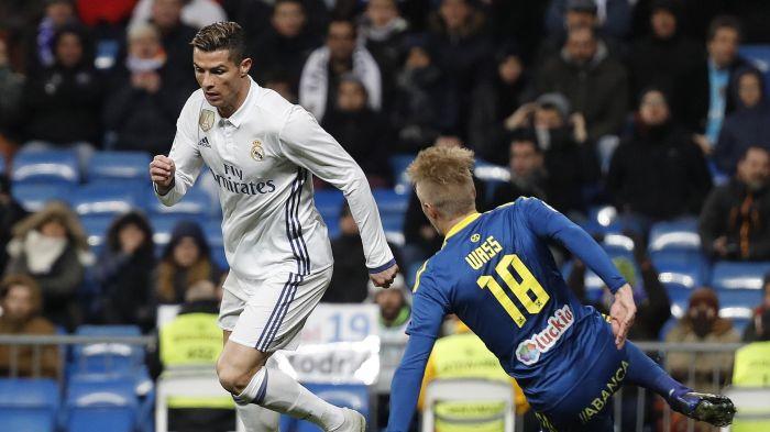 Dónde ver el partido de fútbol Celta Real Madrid 25 enero