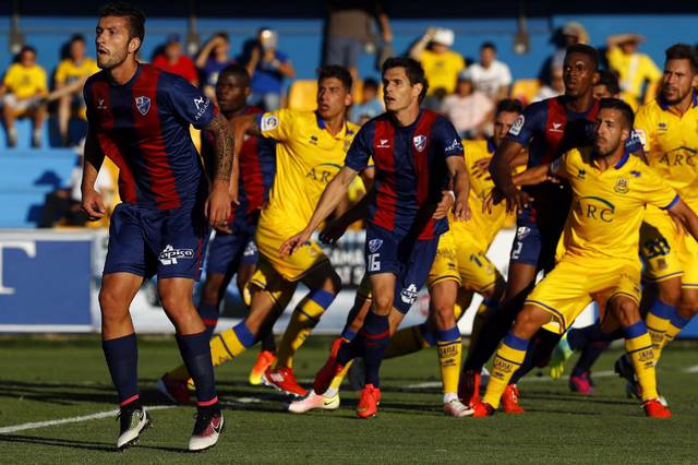 Dónde ver el partido de fútbol Huesca Alcorcón 21 enero