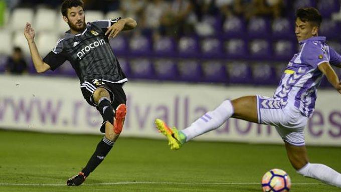 Dónde ver el partido de fútbol Oviedo Valladolid 21 enero